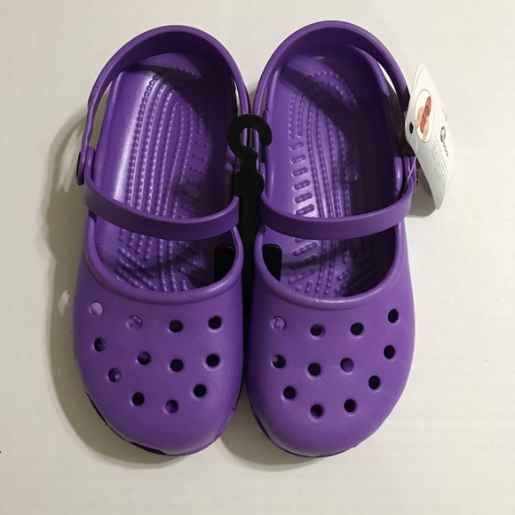 044a8d8c2 Crocs Girls Mary Jane
